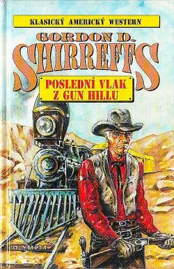 Poslední vlak z Gun Hillu obálka knihy