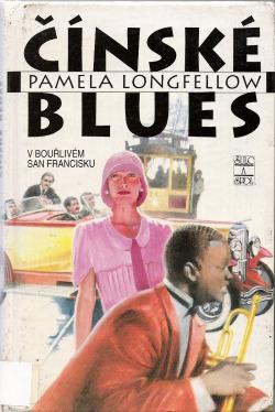Čínské blues obálka knihy
