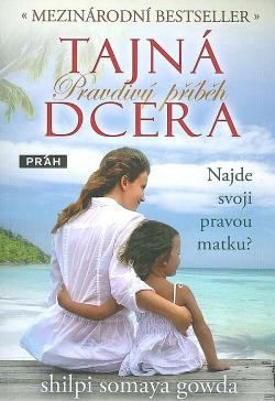 Tajná dcera obálka knihy