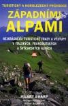 Turistický a horolezecký průvodce západními Alpami