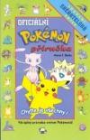 Oficiální pokémon příručka obálka knihy