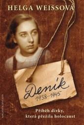 Deník 1938–1945 obálka knihy