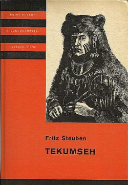 Tekumseh (3. díl) obálka knihy