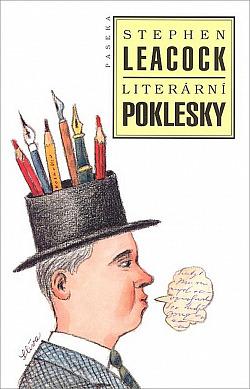 Literární poklesky obálka knihy
