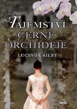 Tajemství černé orchideje obálka knihy
