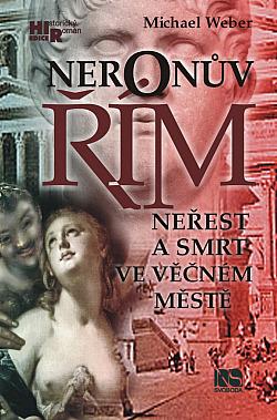 Neronův Řím obálka knihy