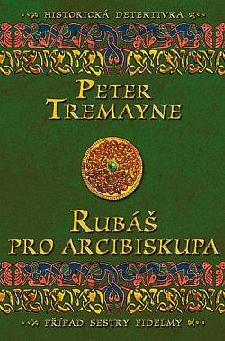 Rubáš pro arcibiskupa obálka knihy