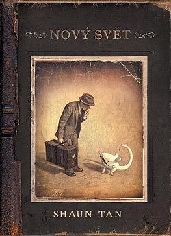 Nový svět obálka knihy
