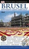 Brusel, Antverpy, Gent a Bruggy