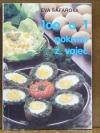 100 a 1 pokrmů z vajec