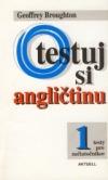 Otestuj si angličtinu 1 obálka knihy