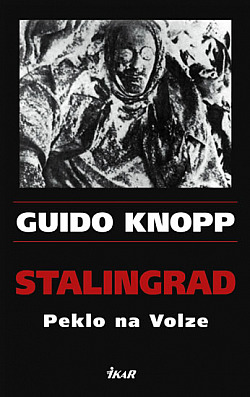 Stalingrad Peklo na Volze obálka knihy
