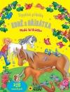 Koně a hříbátka - Malé hříbátko