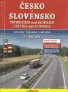Autoatlas Česko a Slovenskej republiky
