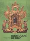 Olomoucké baroko 2. Katalog. Výtvarná kultura let 1620-1780. obálka knihy