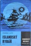 Islandský rybář obálka knihy
