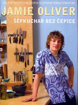 Šéfkuchař bez čepice obálka knihy