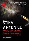 Štika v rybníce aneb jak ukrást českou miliardu obálka knihy
