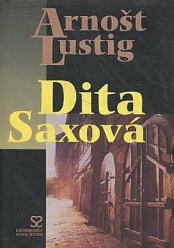 Dita Saxová obálka knihy