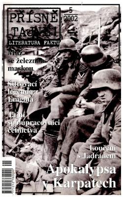 Přísně tajné! Literatura faktu 5/2012