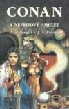 Conan a nefritový amulet obálka knihy