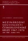 Mezinárodní souvislosti československé krize 1967-1970, sv. 4/3 - Září 1968 - květen 1970