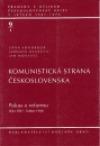 Komunistická strana Československa, sv. 9/1