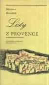 Listy z Provence obálka knihy