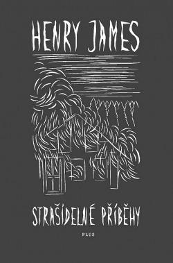 Strašidelné příběhy obálka knihy