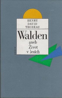 Walden aneb Život v lesích obálka knihy