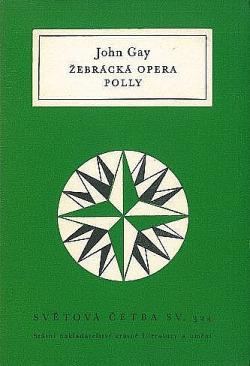 Žebrácká opera / Polly obálka knihy
