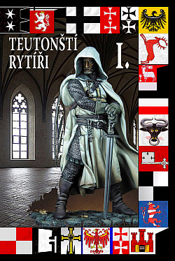 Teutonští rytíři I. obálka knihy