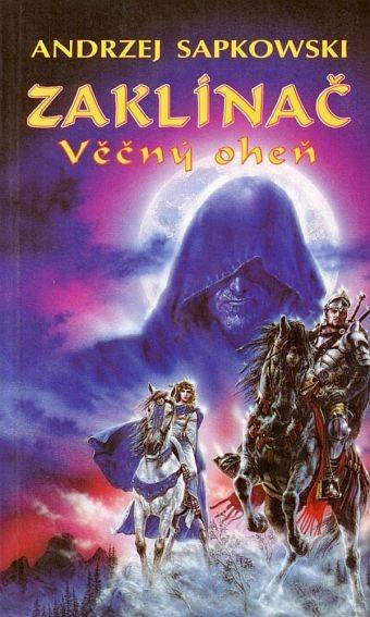 Kniha Věčný oheň (Andrzej Sapkowski)