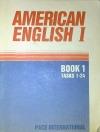 American English I book 1