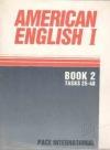 American English I book 2