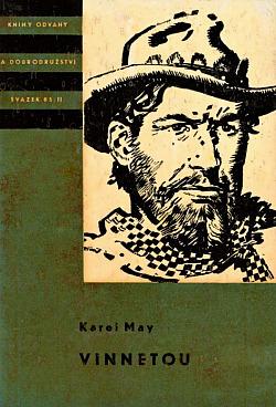 Vinnetou 2 obálka knihy