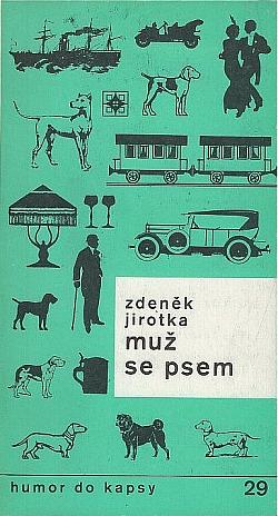 Muž se psem obálka knihy