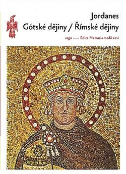 Gótské dějiny / Římské dějiny obálka knihy
