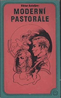 Moderní pastorále obálka knihy