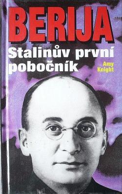 Berija - Stalinův první pobočník obálka knihy