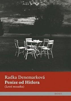 Peníze od Hitlera obálka knihy