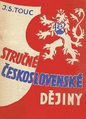 Stručné československé dějiny