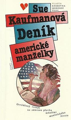 Deník americké manželky obálka knihy