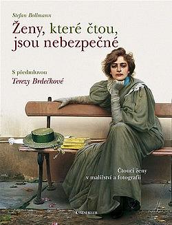 Ženy, které čtou, jsou nebezpečné obálka knihy