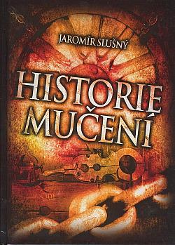 Historie mučení obálka knihy