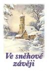 Ve sněhové závěji