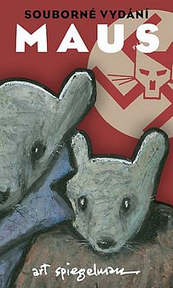 Maus – Souborné vydání obálka knihy
