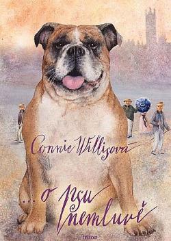 ...o psu nemluvě obálka knihy
