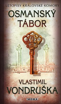Osmanský tábor obálka knihy