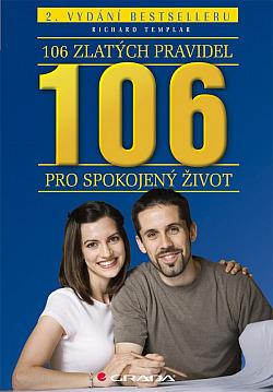 106 zlatých pravidel pro spokojený život obálka knihy